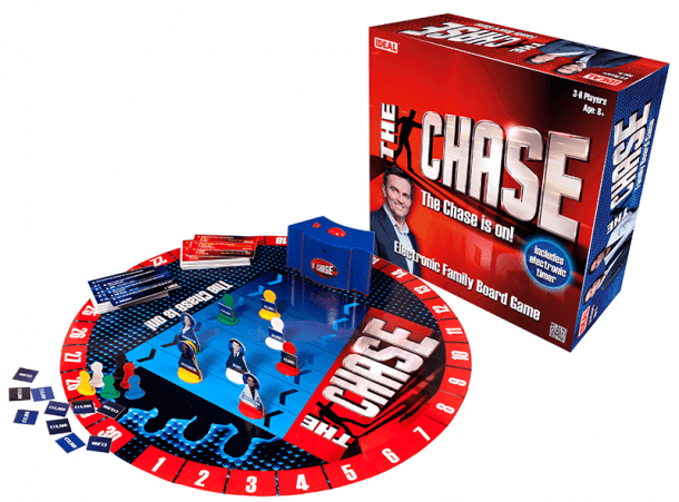 The Chase Game Contents