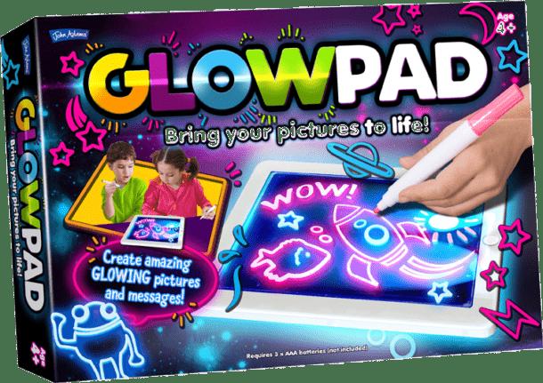 Glowpad box