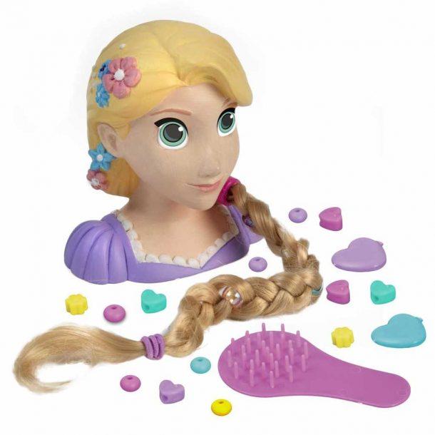 Disney Princess Rapunzel Paint and Style Contents