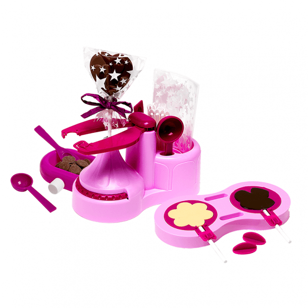 Chocolate Lolly Maker Contents