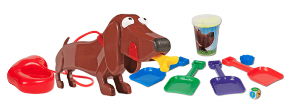 Doggie Doo Contents =