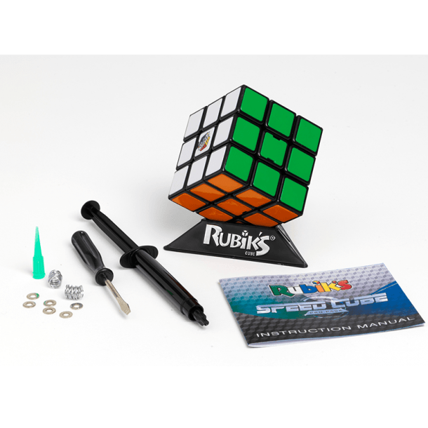 Rubik's Cube 3 x 3 Speedcube Contents