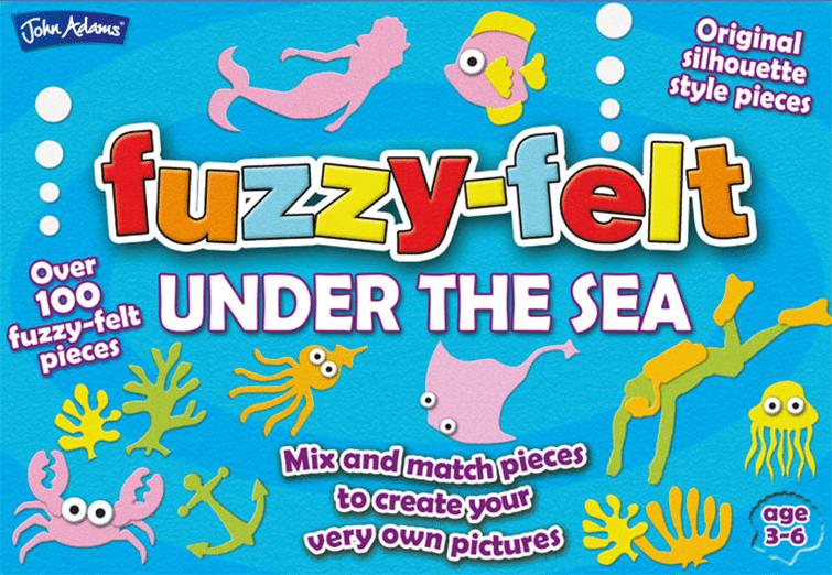Fuzzy-Felt Under The Sea - John Adams