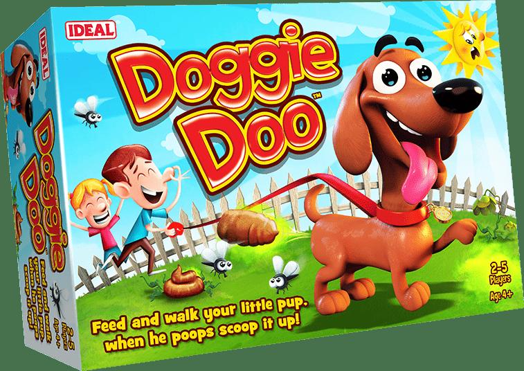 how to play doggie doo