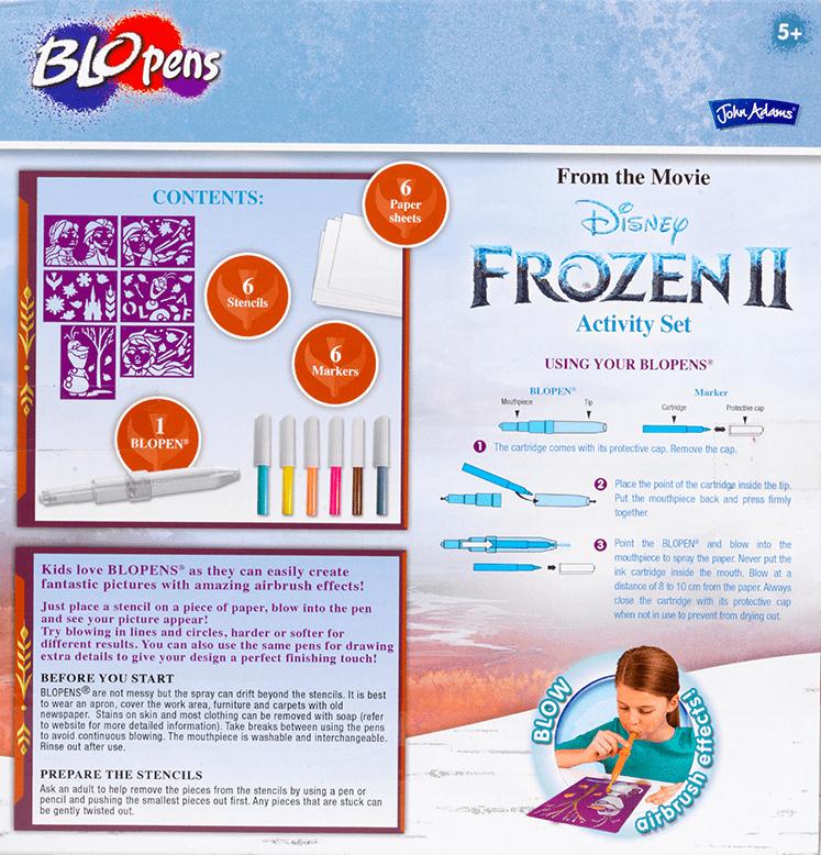 Frozen My BLO Pens Set